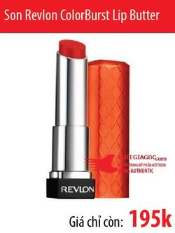Ảnh số 14: Son Revlon ColorBurst Lip Butter - Giá: 195.000