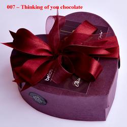 Ảnh số 10: Thinking of you chocolate - Giá: 220.000