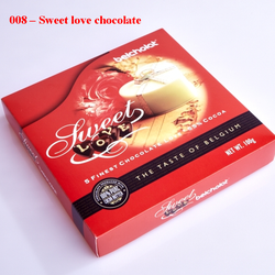 Ảnh số 12: Sweet love chocolate - Giá: 120.000