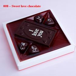 Ảnh số 13: Sweet love chocolate - Giá: 120.000