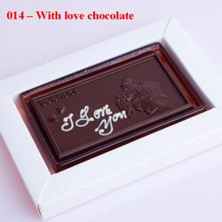 Ảnh số 25: With love chocolate - Giá: 68.000