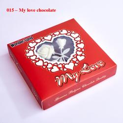 Ảnh số 26: My love chocolate - Giá: 78.000