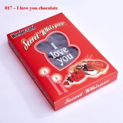 Ảnh số 30: Secret whisper - I love you chocolate - Giá: 65.000
