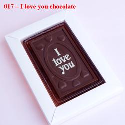 Ảnh số 31: Secret whisper - I love you chocolate - Giá: 65.000