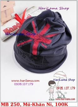Ảnh số 14: Mũ Nam, Mũ Len Nam, Mũ Nỉ Nam, Mũ Khăn Nam, Mũ Nam Hàn Quốc - Giá: 100.000