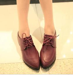 Ảnh số 9: Giày Oxford mũi nhọn OF06 - Giá: 250.000