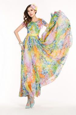 Ảnh số 15: Váy maxi Ladyroy - 1514 - Giá: 420.000