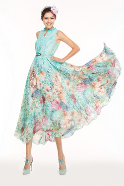 Ảnh số 19: Váy maxi Ladyroy - 3214 - Giá: 30.000