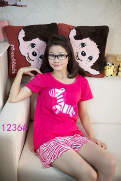 Ảnh số 3: bộ đồ mặc nhà pink - Giá: 175.000