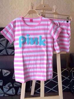 Ảnh số 9: bộ đồ mặc nhà pink - Giá: 175.000