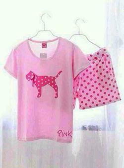 Ảnh số 13: bộ đồ mặc nhà pink - Giá: 160.000