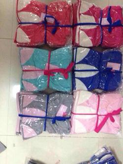 Ảnh số 19: bộ đồ mặc nhà pink - Giá: 165.000
