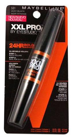 Ảnh số 6: Maybelline XXL Pro 24hr Bold Intensite Mascara - Giá: 205.000