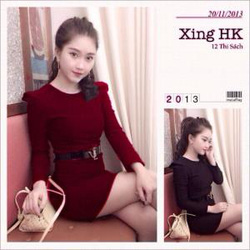Ảnh số 9: Đầm hotgirl  781 Ha - Giá: 205.000