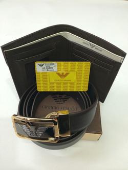 Ảnh số 3: Thắt Lưng hiệu GIORGIO ARMANI ...đeo vào thì cực đẳng cấp giá : 3.50k - Giá: 3.700