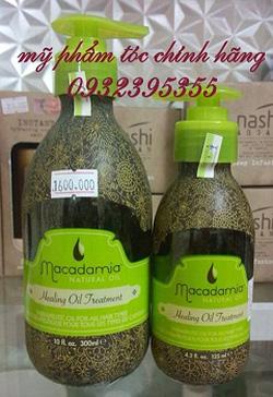 Ảnh số 16: tinh dàu hàn gắn biểu bì tóc 125ml (Healing oil reatment Macadamia) - Giá: 820.000