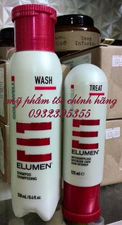 Ảnh số 46: Gội hấp cho tóc nhuộm Elumen 250ml- 125ml - Giá: 560.000