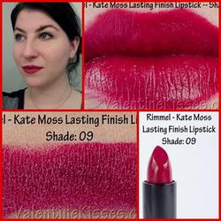 Ảnh số 26: Son Rimmel London Kate Moss Lasting Finish Lipstick - Giá: 130.000