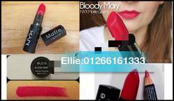 Ảnh số 32: NYX Matte Lipstick - Giá: 120.000