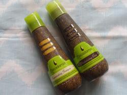 Ảnh số 62: Gội xả trẻ hóa tóc Macadamia 100ml- 60ml - Giá: 280.000