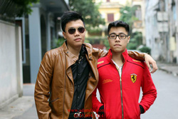 Ảnh số 12: áo khoác nam - Giá: 250.000