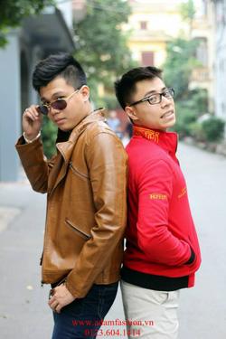 Ảnh số 29: áo khoác nam - Giá: 250.000