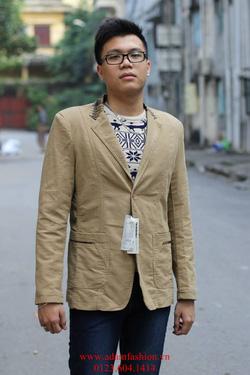 Ảnh số 38: áo khoác nam - Giá: 500.000