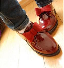 Ảnh số 23: Giày Oxford nơ - Giá: 230.000
