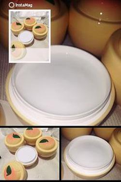 Ảnh số 57: Kem ủ kích trắng Quả đào, dùng được cho cả mặt và body - Giá: 200.000