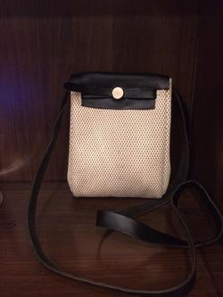 Ảnh số 29: MS TG14: Túi Hermes dòng Herbag, có 2 thân, sz mini Sale đồng giá 10 triệu - Giá: 1.000