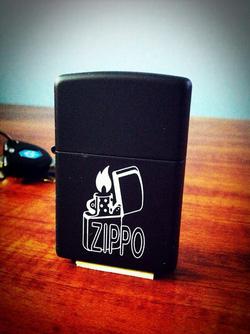 Ảnh số 6: Zippo Lighter with Zippo - Giá: 650.000