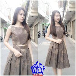Ảnh số 33: Đầm Đẹp V@996 Ly - Giá: 370.000