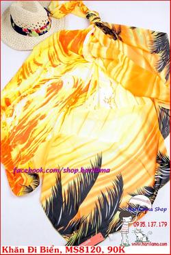 Ảnh số 23: Khăn Đi Biển, Khăn Sarong, Khăn Quấn đi biển - Harilama Shop - Giá: 90.000