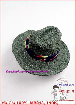 Ảnh số 51: Mũ Đi Biển, Mũ Cói - Harilama Shop - Giá: 190.000