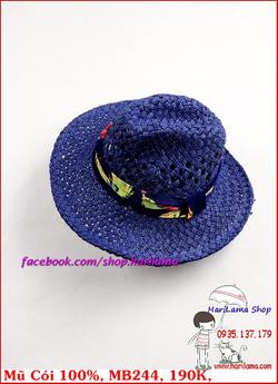 Ảnh số 52: Mũ Đi Biển, Mũ Cói - Harilama Shop - Giá: 190.000