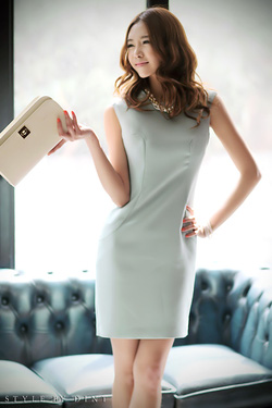 Ảnh số 7: Váy Suông Xuân Hè 2014 - OVY14908 - Giá: 2.250.000