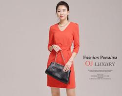 Ảnh số 13: Váy Đầm Cổ Tim - OVY14915 - Giá: 2.200.000