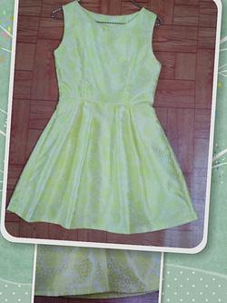 Ảnh số 62: Váy sát nách 2 lớp vải gấm - Giá: 390.000