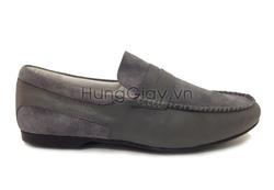 Ảnh số 67: Giày lười LV 1006 ghi - Giá: 1.100.000