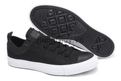 Ảnh số 88: Giày Converse viền da - Giá: 500.000