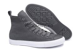 Ảnh số 89: Giày Converse viền da cao cổ - Giá: 550.000