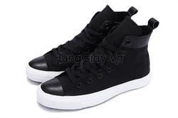 Ảnh số 90: Giày Converse viền da cao cổ - Giá: 550.000