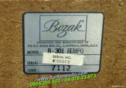 Ảnh số 34: Loa Bozak B 301 Tempo - Giá: 12.000.000