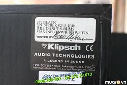 Ảnh số 28: Loa Klipsch SF2 Black - Giá: 9.000.000