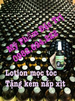 Ảnh số 5: Lotion mọc tóc từ tinh dầu bưởi (sỉ lẻ 5-1000 lọ) - Giá: 11.111