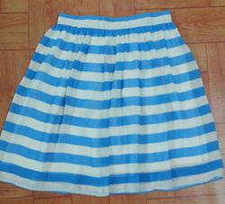 Ảnh số 94: Chân váy kẻ vải HQuoc 2 lớp - Giá: 200.000
