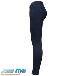 Ảnh số 3: Quần jean nữ cạp cao 3khuy MNG 31031 - Giá: 350.000