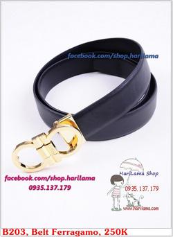 Ảnh số 17: Thắt lưng nam, thắt lưng da nam, địa chỉ mua thắt lưng nam đẹp tại Hà Nội - Harilama Shop - Giá: 123.456.789