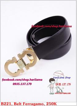 Ảnh số 23: Thắt lưng nam, thắt lưng da nam, địa chỉ mua thắt lưng nam đẹp tại Hà Nội - Harilama Shop - Giá: 123.456.789