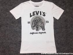 Ảnh số 74: T-shirt Levis chính hãng made in cambodia - Giá: 380.000